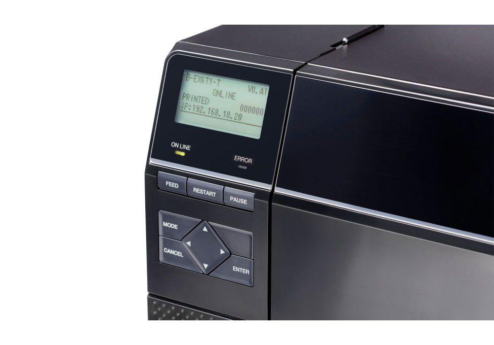 imprimante etiquette toshiba B-EX6T1