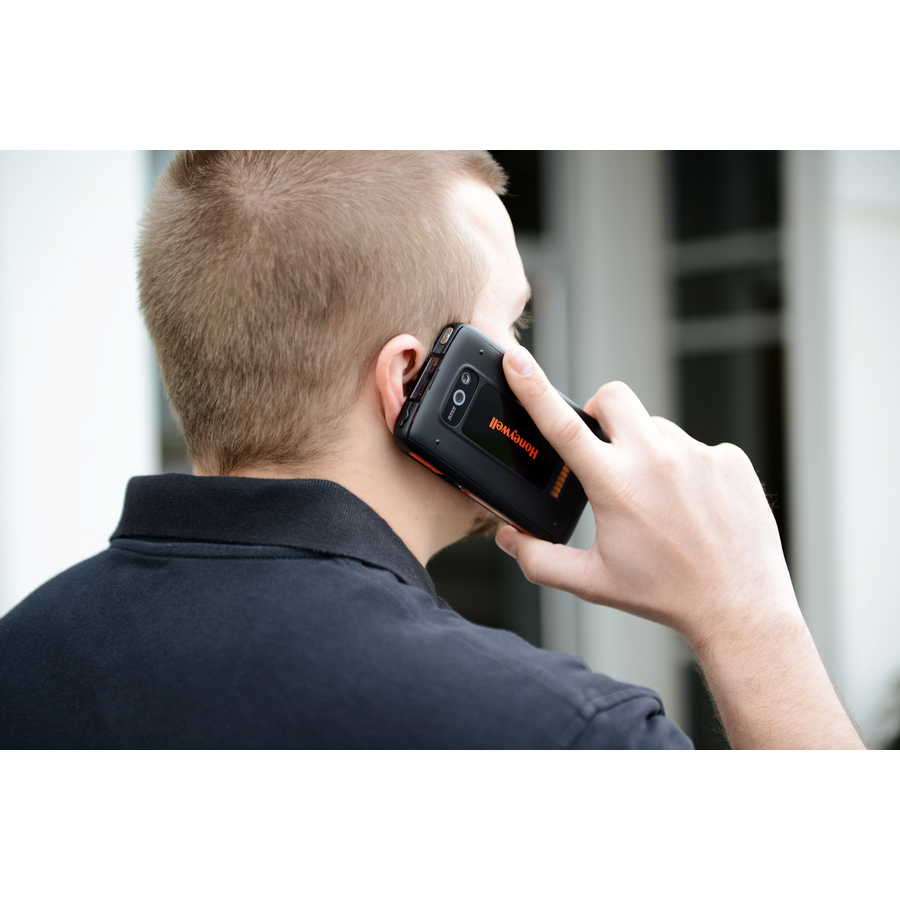 Honeywell 70e android code barre