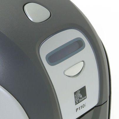 Imprimante badges P110 i Zebra