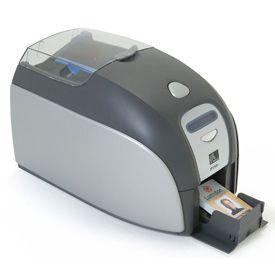 Imprimante Zebra P110i cartes et badges