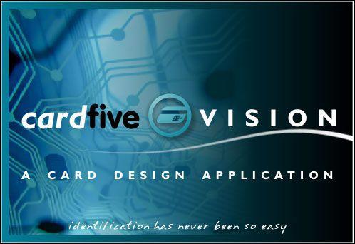 Logiciel edition badges cardfive