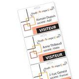 badges carton