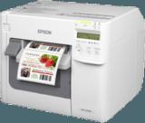 imprimante étiquette epson c3500