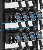 Support rack pour socle TC8000