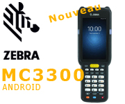 Zebra MC3300 Android