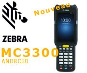 Zebra MC3300 Android