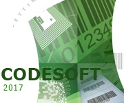 Logiciel Codesoft 2017