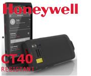 Smartphone durci code barre Dolphin CT40 Honeywell